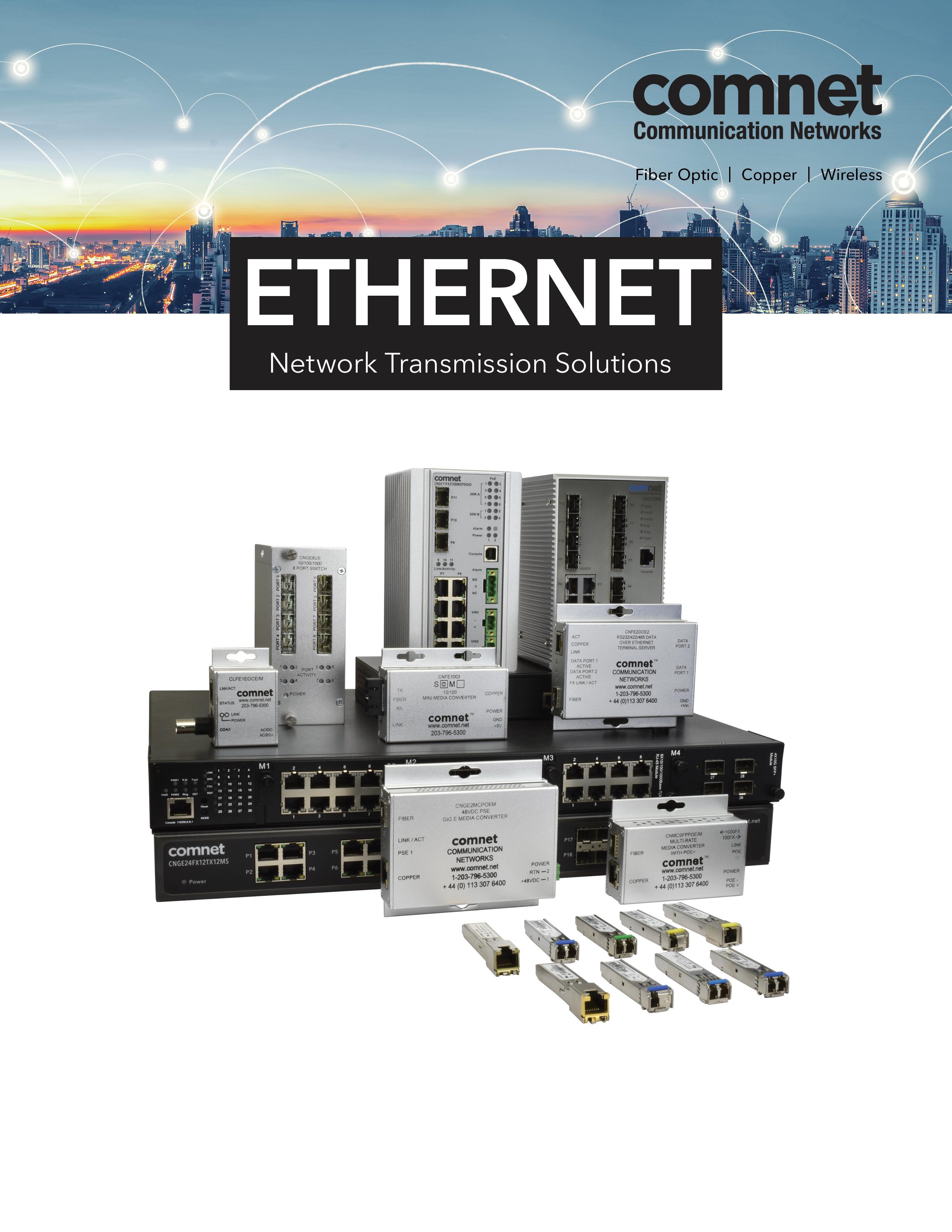 Ethernet Brochure 2021